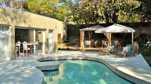 Pool Guest House Leaves Signature Guest House In Rivonia Johannesburg Joburg