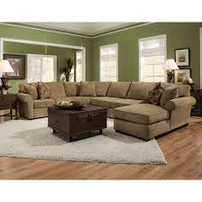 furniture beige costco sectional with gray accent chair and ikea