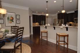 essex homes katherine model sw kitchen breakfast room accessible