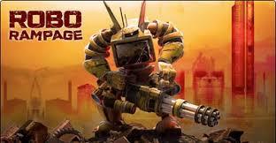 Friv RoBo Rampage Games
