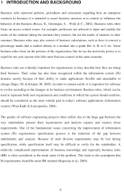 term paper methodology