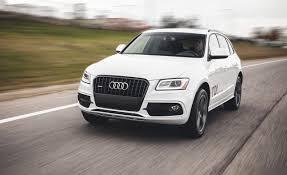 Audi Q5 Models - 2014 audi q5 tdi diesel instrumented test u2013 review u2013 car and driver