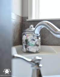 Bathroom Craft Ideas 16 Ways To Style Apothecary Jars Kelley Nan