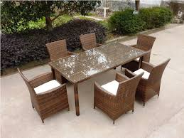 Resin Wicker Patio Furniture Sets - synthetic wicker patio furniture