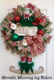 84 best christmas winter wreaths images on pinterest winter