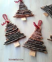 30 breathtakingly rustic homemade christmas decorations homemade
