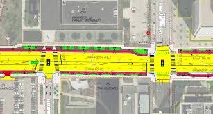 Washington Traffic Map by Reducing Car Lanes To Improve Traffic