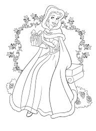 disney princess coloring printables
