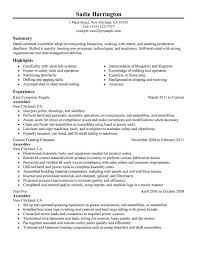 Sample Of Warehouse Worker Resume by 20 Production Line Worker Resume Samples Vinodomia