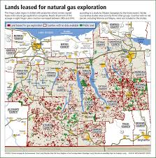 New York State Map by New York State Leased Lands Map Coalition To Protect New York