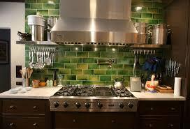 Glass Subway Tile Backsplash Kitchen Coolest Lime Green Glass Tile Backsplash My Home Design Journey