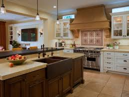 kitchen kitchen islands with stove and sink tableware cooktops