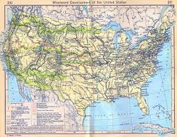 Unite States Map by Map Of The United States 1790 1900