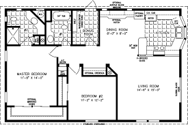 Sunroom Floor Plans by The Tnr 3411b Manufactured Home Floor Plan Jacobsen Homes