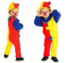 Clowns Halloween Costumes Halloween Cosplay Costume Clown Suit Children Costume Party Clown