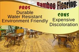Bamboo Flooring In Kitchen Pros And Cons Thinking Of Bamboo Flooring Your House Read These Pros And Cons