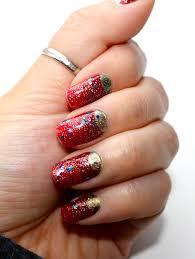 festive christmas nail design yingcbeauty