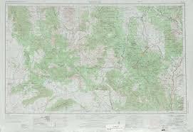 Map Az Prescott Topographic Maps Az Usgs Topo Quad 34112a1 At 1