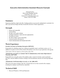 Office Assistant Resume Sample by Skills For An Administrative Assistant Resume Resume For Your