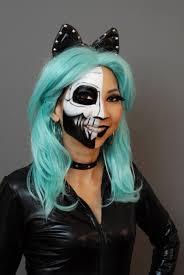 Sea Monster Halloween Costume by Halloween Costume U2014 Maria Lee Makeup And Hair San Francisco