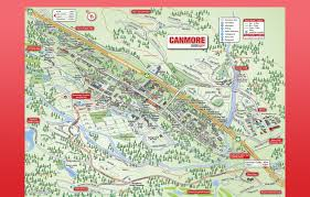 G Map 3d Mobimaps Map Guides Canmore Maps