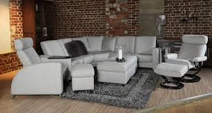 Low Back Sofa by Ekornes Stressless Arion Low Back Sofa Ambiente Modern Furniture