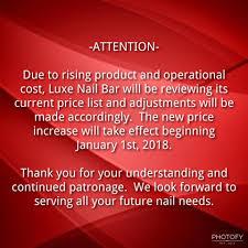 luxé nail bar of rockford home facebook