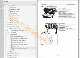 hitachi zaxis 200 225us 240 270 repair manual excavator youfixthis