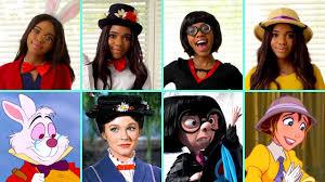 4 easy disney halloween costumes disney style youtube