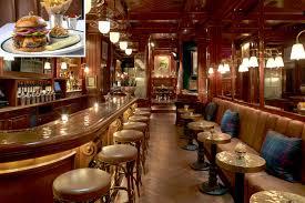 Ralph Lauren Dining Room by Inside Ralph Lauren U0027s New Polo Bar New York Post