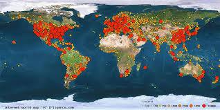 Distribucion direcciones IP