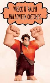 bert halloween costume wreck it ralph halloween costumes