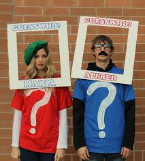 Funny Family Halloween Costumes by A Family Guess Who Game Hey That U0027d Be A Good Way To Help The