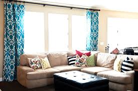 window treatment ideas for living room trendy perfect decoration