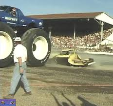 bigfoot king of the monster trucks monster truck photo album