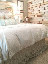 bedrooms using fabulous bedskirt for charming bedroom decoration