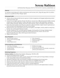 Ict Manager Cover Letter Sample   Resume Template Format