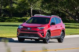 toyota cars usa 2017 toyota rav4 se fwd first test review