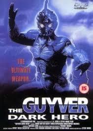The Guyver 2 - Dark Hero affiche