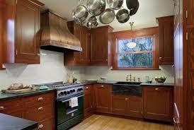 Craftsman Home Interiors Adorable 70 Craftsman Kitchen Interior Decorating Design Of