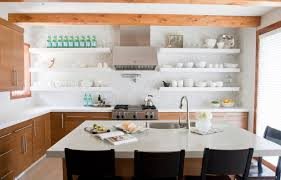open shelves kitchen design ideas open kitchen shelving and why