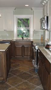 Dark Stained Kitchen Cabinets 258 Best Updating Cabinets Color And Soffit Images On Pinterest