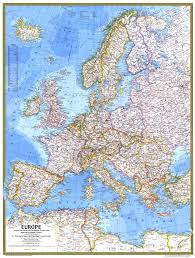 World Map Pinboard by 1977 Europe Map Historical Maps