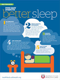 Colors That Help You Sleep by 5 Steps To Better Sleep