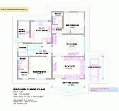 three bedroom villas house plans 1197 sq ft 3 bedroom villa in 3