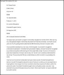 Sample Essays For Graduate School Applications   Cover Letter