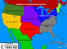Map Of The New England States by Yet Another Balkanized Usa Alternatehistory