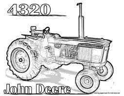 download coloring pages john deere coloring pages john deere