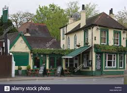 the hand and flower pub in ham richmond it has been reported