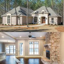 French Style Floor Plans Plan 51734hz 3 Bed Acadian With Bonus Over The Garage French